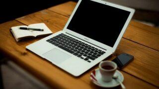 Macbook Air Laptop Computer Notepad  - StockSnap / Pixabay